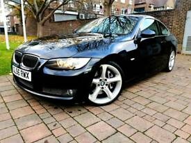 BMW 3 Series 3.0 335d FULL SERVICE HISTORY CRUISE + BLUETOOTH + SAT NAV 1 FORMER KEEPER VERY FAST!!!