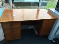 Veneered desk need gone ASAP ONO