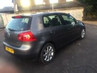 VOLKSWAGEN GOLF GT TDI 5 DOOR HATCHBACK DIESEL 2L MANUAL