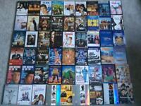 Bundle of 66 DVDs/Blueray Films and TV Series