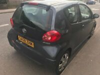 2008 TOYOTA AYGO 1.0 998cc, 3 Doors, 97k Mileage PETROL MANUAL LONG MOT GREAT DRIVE N IQ 107 C1 KA
