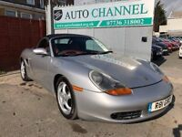 Porsche Boxster 2.5 986 Convertible 2dr£2,995 p/x welcome RECENTLY SERVICED, NEW BRAKES
