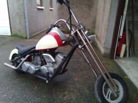 Mini Chopper Mini Moto Harley Pit Bike