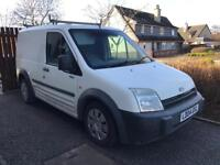 2004 Ford transit connect 3 months mot