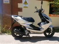 Yamaha Aerox 50cc,moped,scooter restored