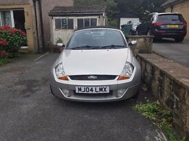 Ford Streetka Luxury 1.6 Convertible