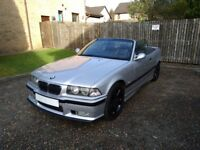 BMW E36 318I Convertible for SALE or SWAP/PX (1/3/5 series or X5)