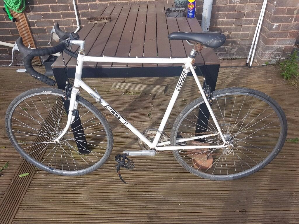 Scott road bike