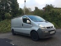 Vauxhall vivaro 1.9 dti Long wheel base 6 speed good runner Long mot