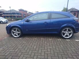 Vauxhall Astra SRI 1.9 CDTI 150bhp Diesel Blue - Sport/Turbo - Average Condition - MUST VIEW