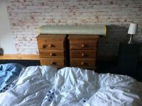 Bedroom furniture for sale.