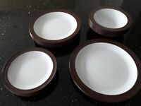 Picnic/camping Tableware:- Melamine Lightweight and Unbreakable excellent condition