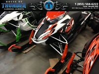 2015 Arctic Cat XF6000 Cross Country 141 Track
