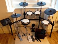 Yamaha DTX750K Electric Drum Kit