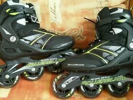 Womens Roller Blades - inline skates - UK Size 6 - EU Size 39