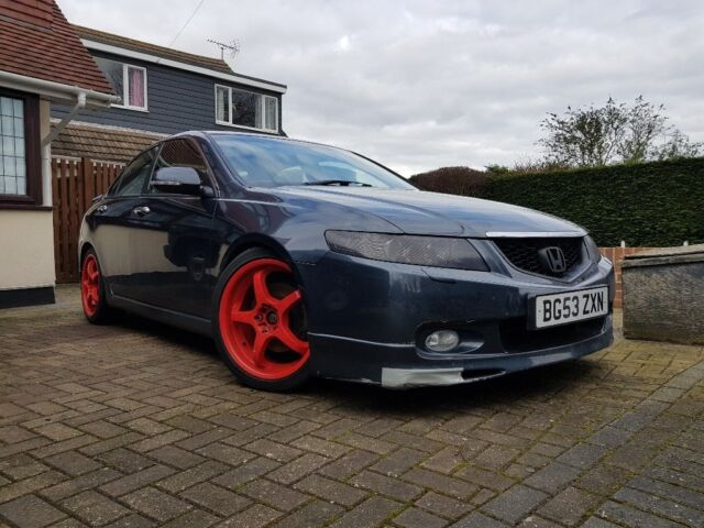 Modified Honda Accord Type S K24 Not Replica Remap Bmw Audi Type