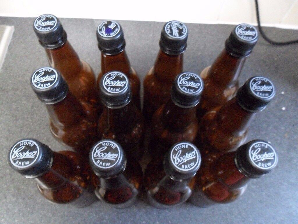 Home Brew Bottles