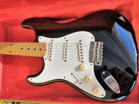 Left handed Tokai Goldstar sound Statocaster. Original 1984 model. LH Lefty