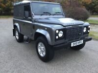 Landrover Defender 90 Hard Top 2.4 Tdci 2010 6 Seater