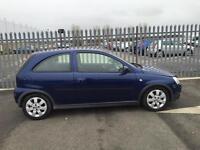 2005 Vauxhall Corsa 1,2 litre 3dr 10 months mot