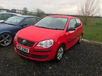 2006 volkswagen polo 1.2 service history and motd