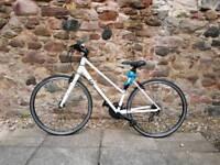 Ladies Giant Liv Alight 2016 Hybrid bike