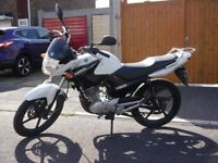 Regularly serviced, 2 keys Owners manual, Service book, Haynes manual, Oxford bike cover. Good tyres