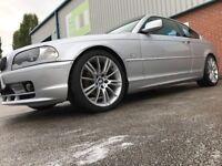Bmw e46 coupe Lhd