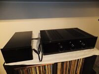 Musical Fidelity A1000 Super Pre Main Amplifier in great condition recently serviced.