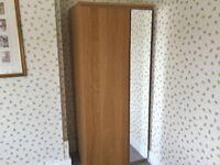 Ikea Furniture - Wardrobe, chest of drawers x2 and bookshelf