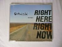 Fatboy Slim Right Here Right Now 3 Track CD Praise You Norman Cook Electronica