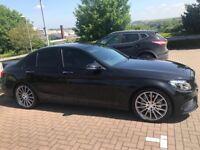 Mercedes C250D AMG premium plus