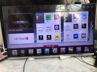 LG 55LM670 Full HD 1080p Freeview HD Smart 3D LED TV