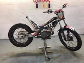 sherco 290 2011 £1600 £1600 ( 250 125 300 gas gas beta montesa jotsgas )