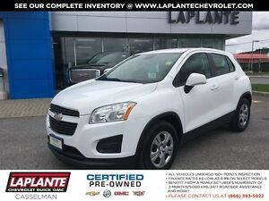 2013 Chevrolet Trax LS Auto|Winter Tires Included