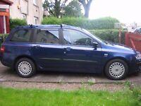 FIAT STILO EST FOR REPAIR or SPARES £500 ono