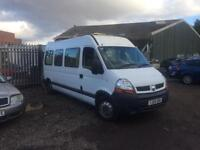 Renault Master LM35 DCI 120 11 Seater