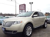2011 Lincoln MKX NO ACCIDENTS CLEAN CAR