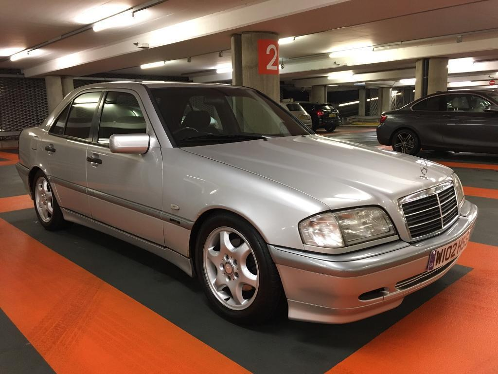 mercedes c220 cdi w202 diesel auto a c cruise etc in. Black Bedroom Furniture Sets. Home Design Ideas