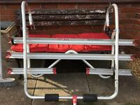 Fiamma bike rack for A frame of caravan xxl top model