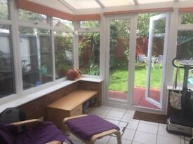 3 bed fully furnished house to rent available from 18th Sept