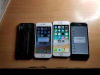 Iphone joblot iphone 7 . 6s 6