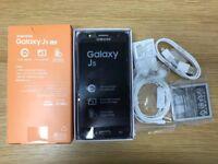 Brand New Samsung Galaxy J5 (4g) 8GB 13MP DUAL SIM 12 Months Warranty- Black