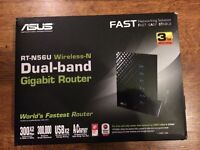 Asus RT-N56U Dual Band Wireless N 600 Mbps Gigabit Router