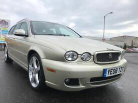 Jaguar X-Type estate D excellent condition service history