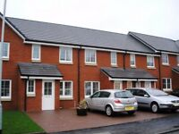 Two Bedroom Unfurnished Terraced House, Halley Court, Yoker (ACT 230)