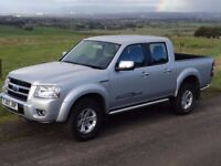 07 Ford Ranger Pickup Low Mileage