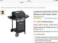 Grill chef 2burner gas bbq
