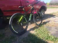 Hardtail bike voodoo