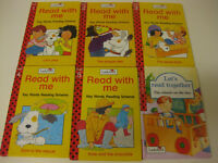 LEARN TO READ BOOK SET - hardback complete set GREAT CONDITION - BARGAIN PRICE NOW REDUCED! ONLY £2